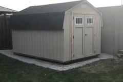 Ontario Custom Shed - Before