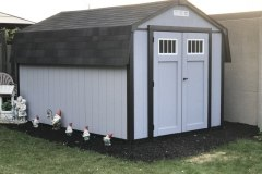 Ontario Custom Shed - After