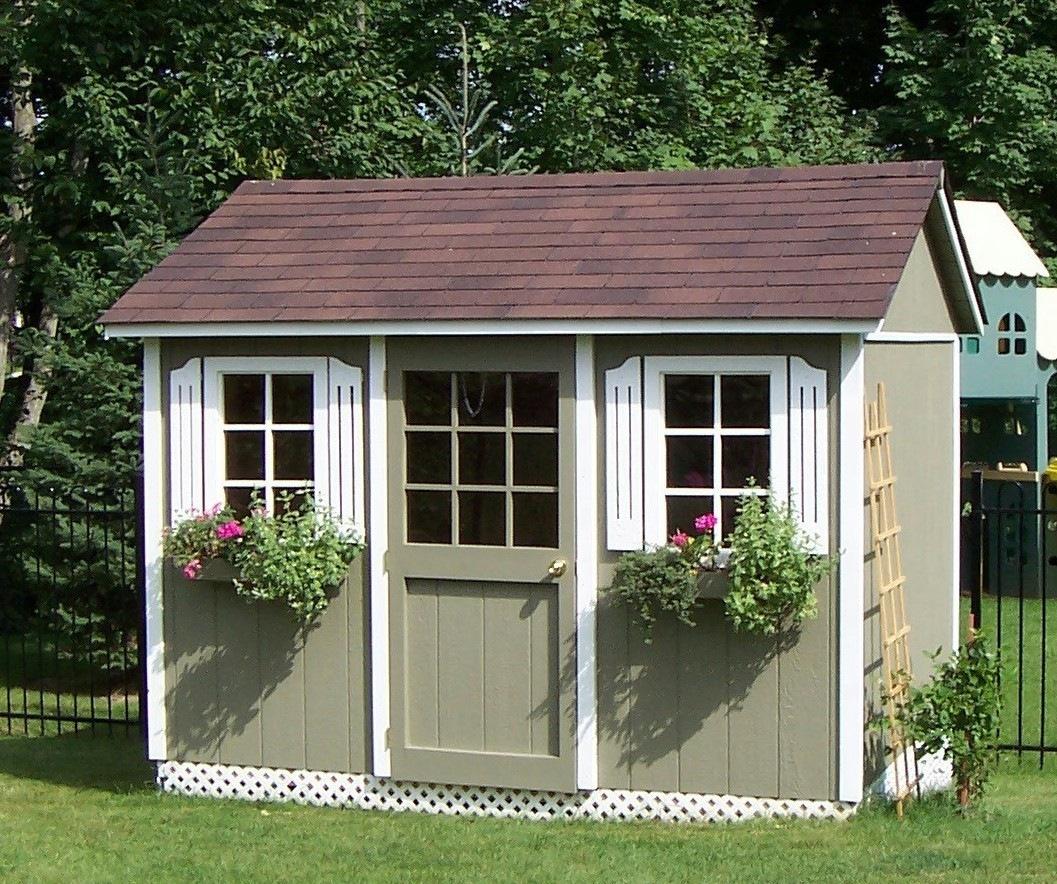 Garden House Shed Photos Toronto Garden House Shed Builders