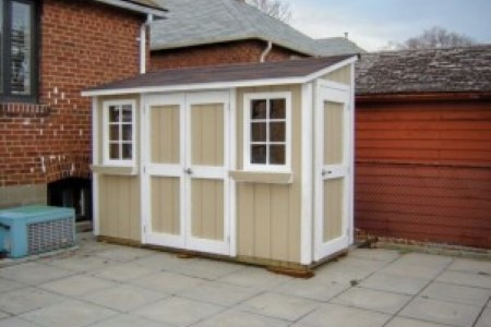 Your Next Shelter Shed Purchase in Toronto