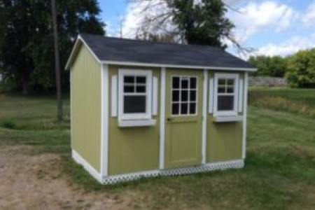 Practical Tips About Customizing Garden Sheds